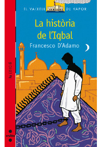 Portada del cuento La historia de Iqbal