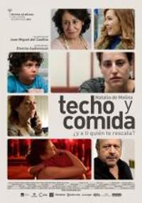 Cartel de la película Techo y comida