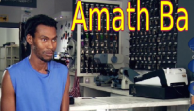 Imagen del protagonista, Amath