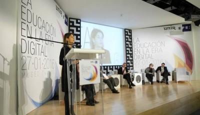 Imagen de la directora de Unesco Mexico