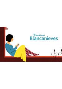 Portada del libro Érase 2 veces Blancanieves