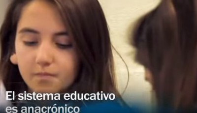 Fotograma del programa Redes nº 87, imagen de unas niñas estudiando