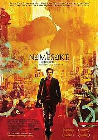 Cartel de la película El buen nombre (The Namesake)