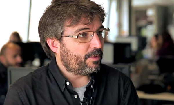 Fotograma del vídeo con Jordi Évole