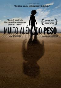 Cartel del documental Más allá del peso