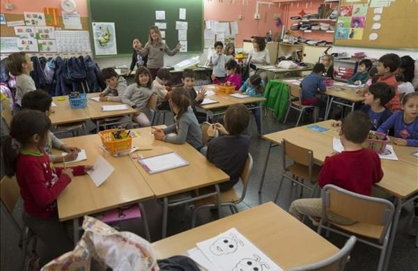 Imagen de uno de los colegios ganadores