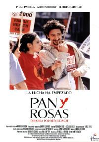 Cartel de la película Pan y rosas