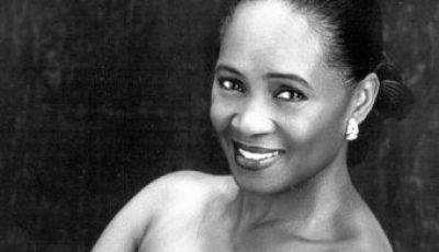 Imagen de la soprano Barbara Hendricks