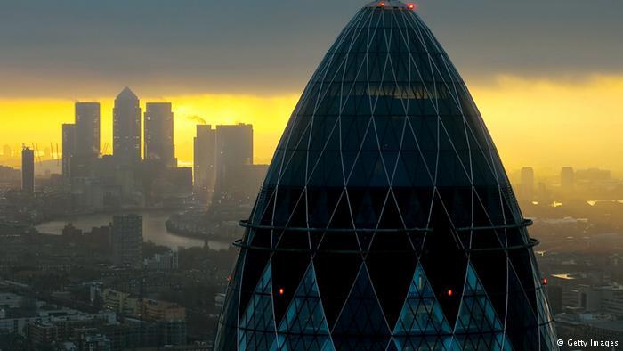 Imagen del skyline de Londres