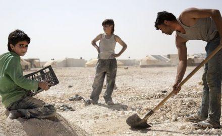 Imagen de la campaña de ACNUR
