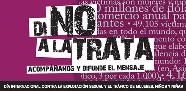 Logo del Día contr la Explotación Sexual