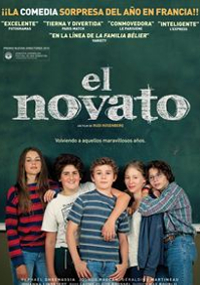 Cartel de la película El novato