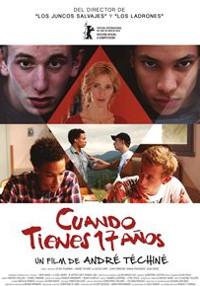 Cartel de la película Cuando tienes 17 años