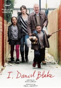 Cartel de la película Yo, Daniel Blake