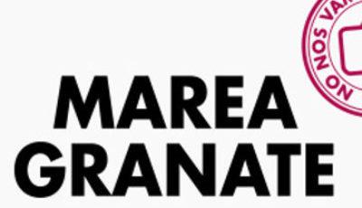 Logo de la Marea Granate