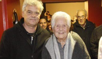 Imagen de Antía Cal, protagonista del documental