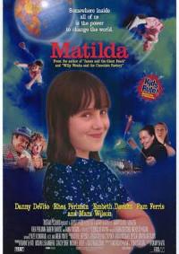 Cartel de la película Matilda