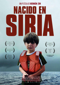 Cartel del documental Nacido en Siria