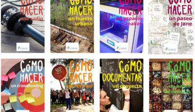 Imagen de algunas portadas de las Guías