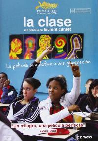 Cartel de la película La clase