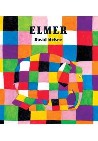 Portada del cuento Elmer