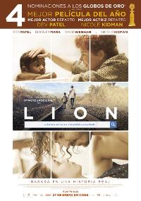 Cartel de la película Lion