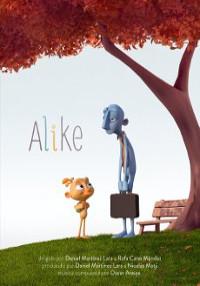 Cartel de la película Alike