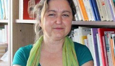 Imagen de una joven española/magrebí