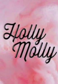 Logo youtuber Holly Molly