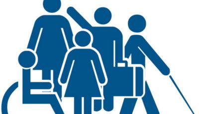 figuras representando discapacidades