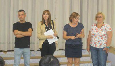 Foto de la entrega del premio