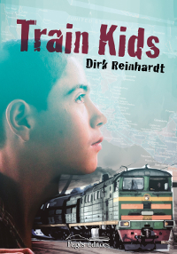 Portada del cuento Train Kids