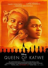 Cartel de la película La reina de Katwe