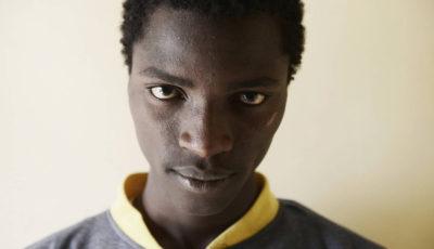 Imagen de Abou Bacar, que fue esclavo