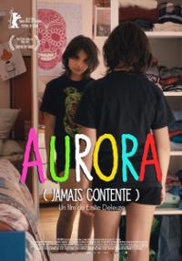 Cartel de la película Aurora (jamais contente)