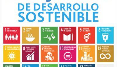 Imagen del informe de los ODS