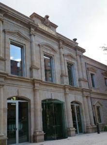 Imagen del Palacio de Justicia de la Rioja