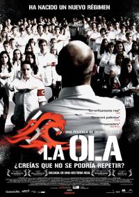 Cartel de la película La Ola