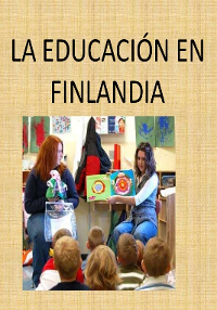 Cartel del documental El sistema educativo finlandés