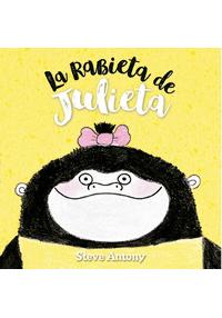 portada del cuento La rabieta de Julieta