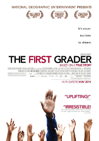 Cartel de la película The First Grader