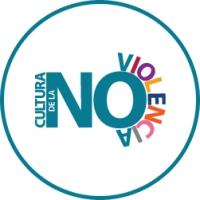 Logo del Día de la No Violencia