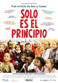 Cartel del documental Solo es el principio