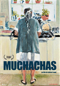 Cartel del documental Muchachas