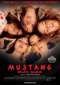 Cartel de la película Mustang