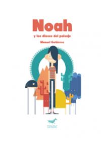 Portada del cuento Noah y los dioses del paisaje