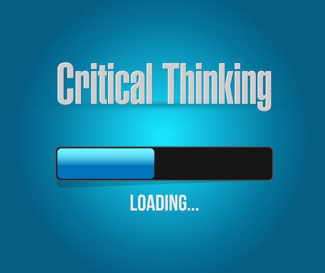 "imagen del programa ""critical thinking"" cargando"