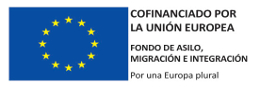 Logo del Fondo de Asilo, Migración e Integración