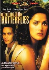 Cartel de la película En el tiempo de las Mariposas