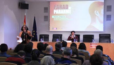 Imagen de acto de presentación de la campaña